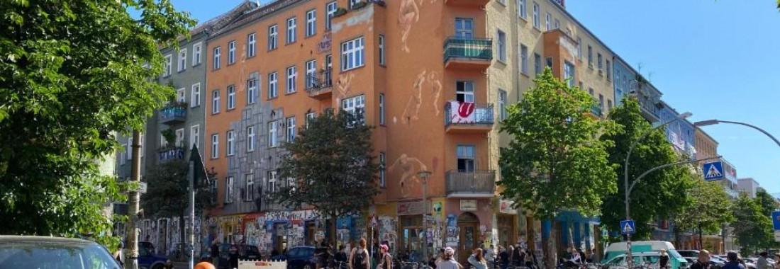 """Bewohnerinnen sollen besetztes Haus """"Liebig 34"""" verlassen"""