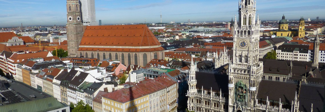 Nirgendwo sind Immobilien so teuer wie in München.
