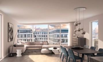 Luxusneubau mit 36 großzügigen Wohnungen in Hamburg