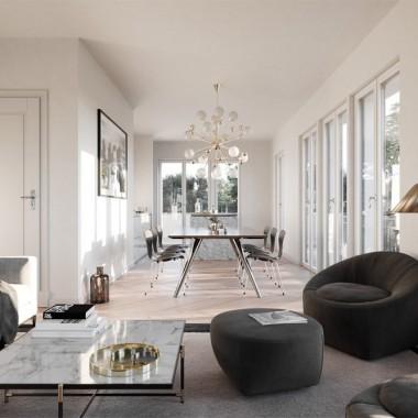 Luxuswohnungen in Berlin-Grunewald