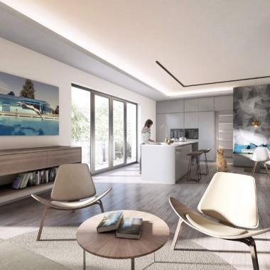 Sonnige Apartments im Süden Leipzig